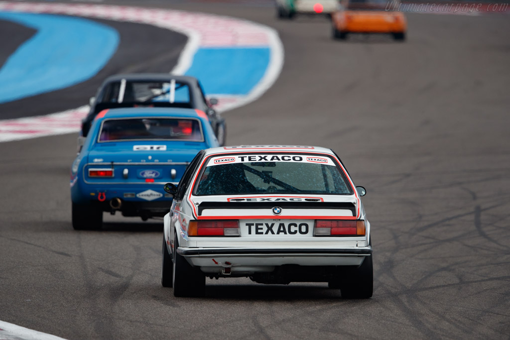 BMW 635 CSI Group A - Chassis: E24 RA1-04 - Driver: Armand Mille - 2019 Dix Mille Tours