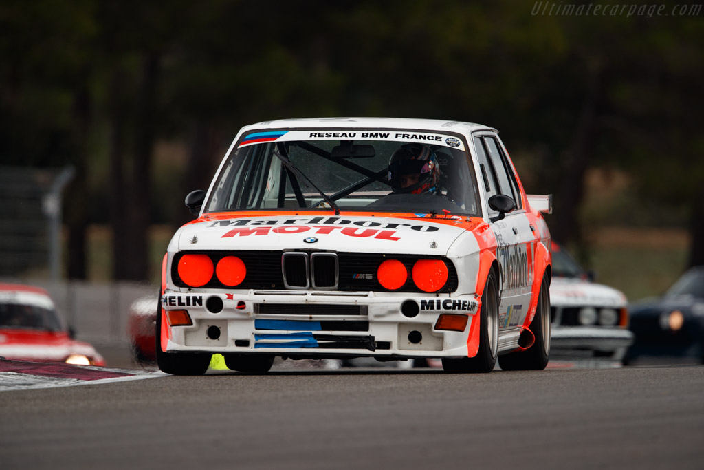 BMW M5 Superproduction - Chassis: 3586317 - Driver: Paul Lamic / Jean-Philippe Lamic - 2019 Dix Mille Tours