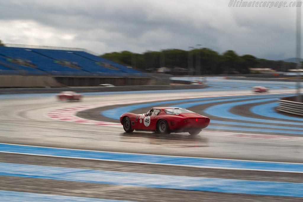 Bizzarrini 5300 GT - Chassis: IA3 0245 - Driver: Christian Bouriez - 2019 Dix Mille Tours