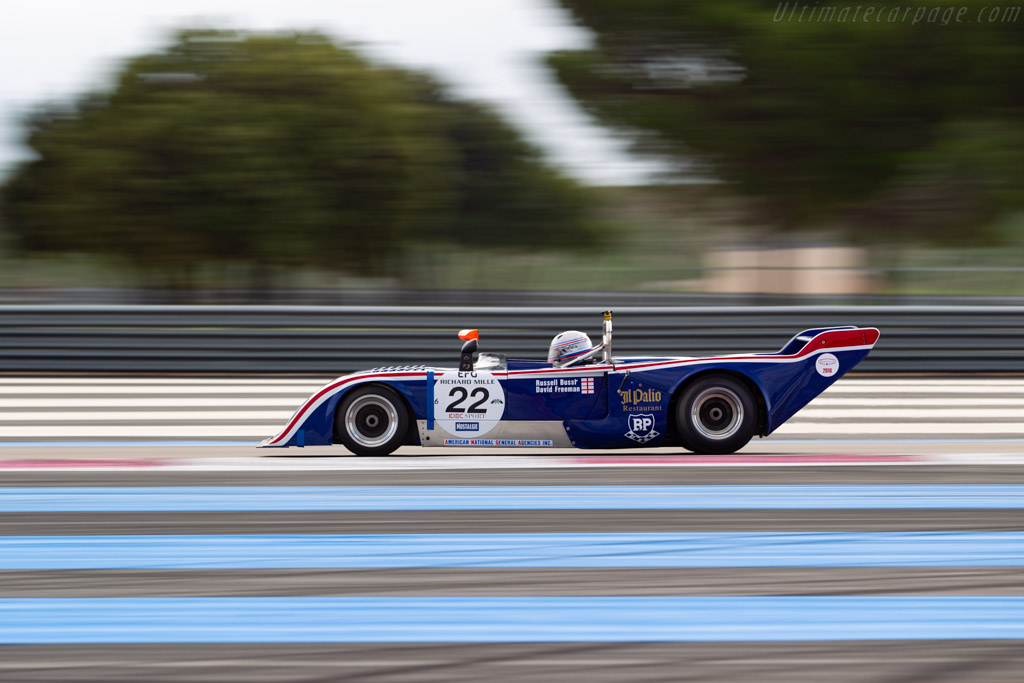 Chevron B31 - Chassis: B31-75-04 - Driver: Russell Busst - 2019 Dix Mille Tours