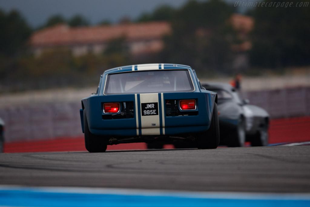 Elva GT 160 - Chassis: 160GT/7S/3 - Driver: Michael Birch / Gareth Burnett - 2019 Dix Mille Tours