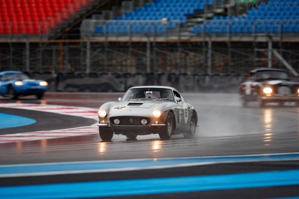 Ferrari 250 GT SWB Competizione - Chassis: 1917GT - Driver: Roderick Jack - 2019 Dix Mille Tours