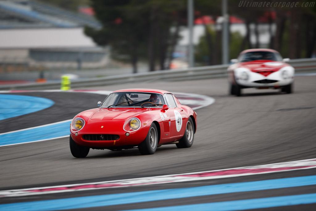 Ferrari 275 GTB/4 - Chassis: 09247 - Driver: Jan Gijzen - 2019 Dix Mille Tours
