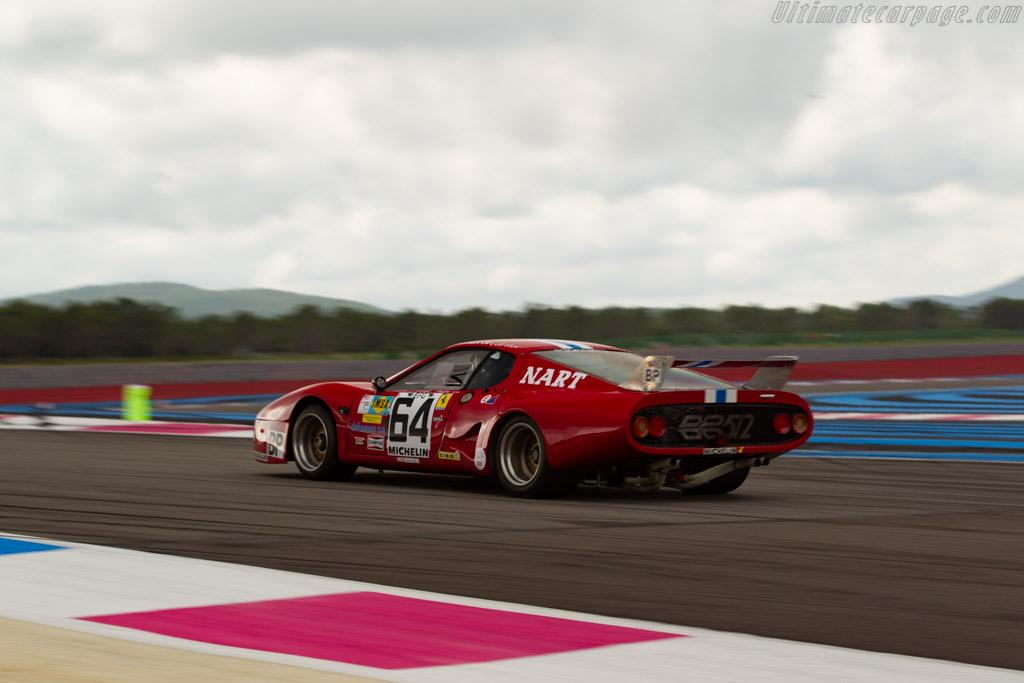 Ferrari 512 BBLM - Chassis: 26683 - Driver: Florent Jean - 2019 Dix Mille Tours