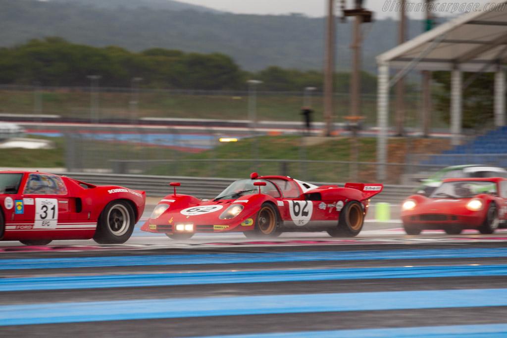 Ferrari 512 S - Chassis: 1004 - Driver: Pierre Mellinger / Tommaso Gelmini - 2019 Dix Mille Tours