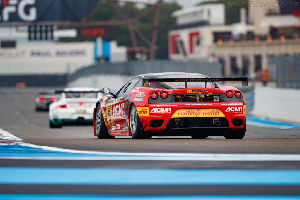 Ferrari F430 GTC - Chassis: 2634 - Driver: Florent Jean / Pierre-Alexander Jean - 2019 Dix Mille Tours