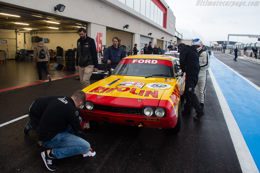 Ford Capri 2600 RS - Chassis: GAECLE42482 - Driver: Yves Scemama - 2019 Dix Mille Tours