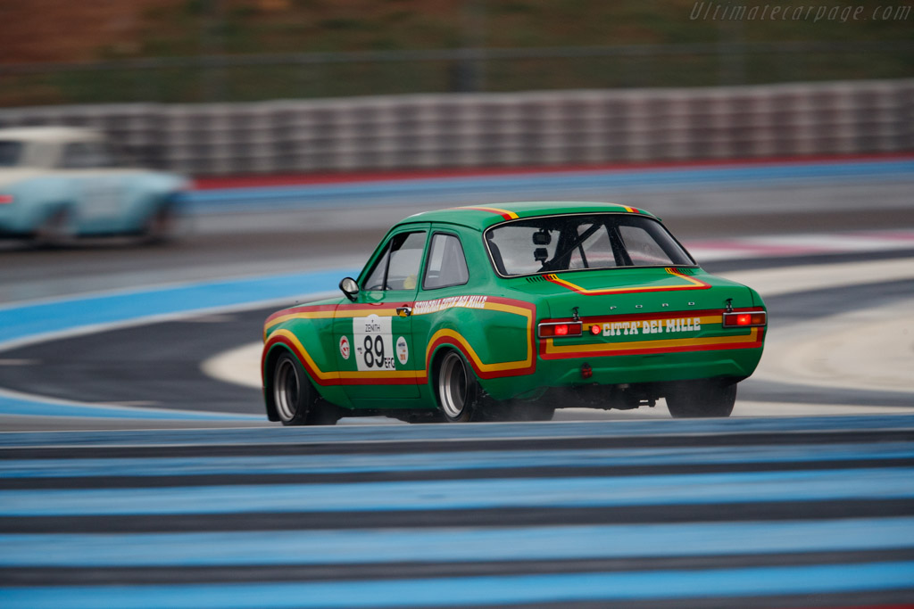Ford Escort 1600 RS - Chassis: CCATK101440 - Driver: Franco Meiners - 2019 Dix Mille Tours