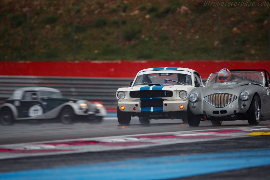 Ford Shelby Mustang GT350 - Chassis: SFM6S508 - Driver: Thomas Studer - 2019 Dix Mille Tours