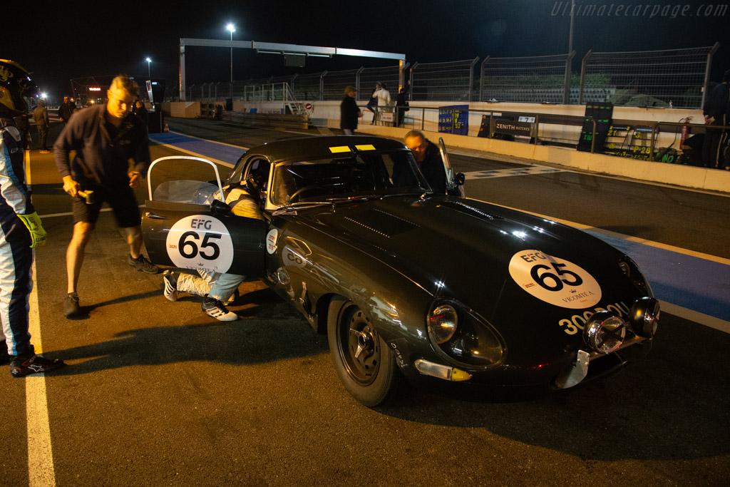 Jaguar E-Type - Chassis: 860168 - Driver: William Paul / Rory Butcher - 2019 Dix Mille Tours