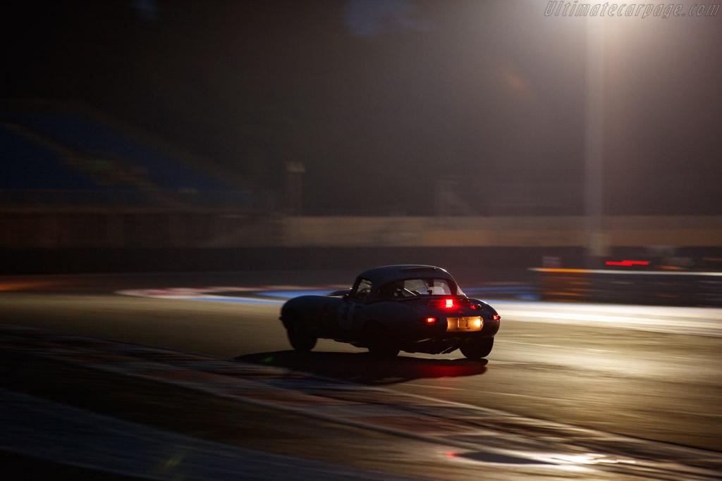 Jaguar E-Type - Chassis: 878981 - Driver: Armand Mille / Guillaume Mahe - 2019 Dix Mille Tours