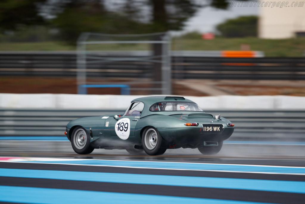 Jaguar E-Type - Chassis: 850486 - Driver: Jean-Marc Merlin - 2019 Dix Mille Tours