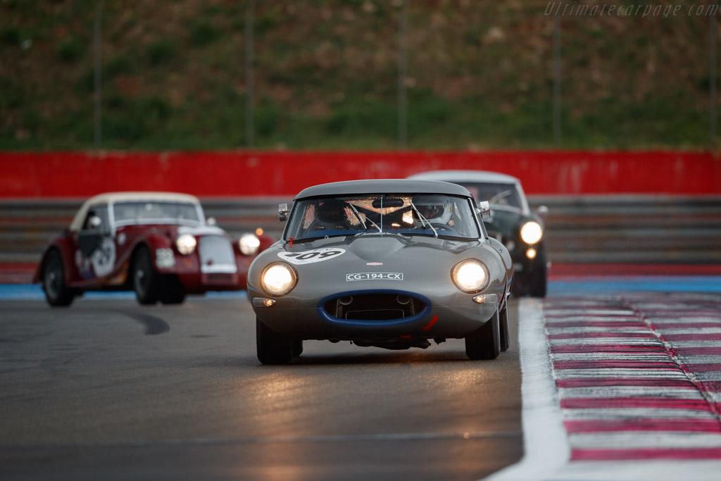 Jaguar E-Type - Chassis: 876950 - Driver: Pierre Besse / Jeremy Garamond - 2019 Dix Mille Tours