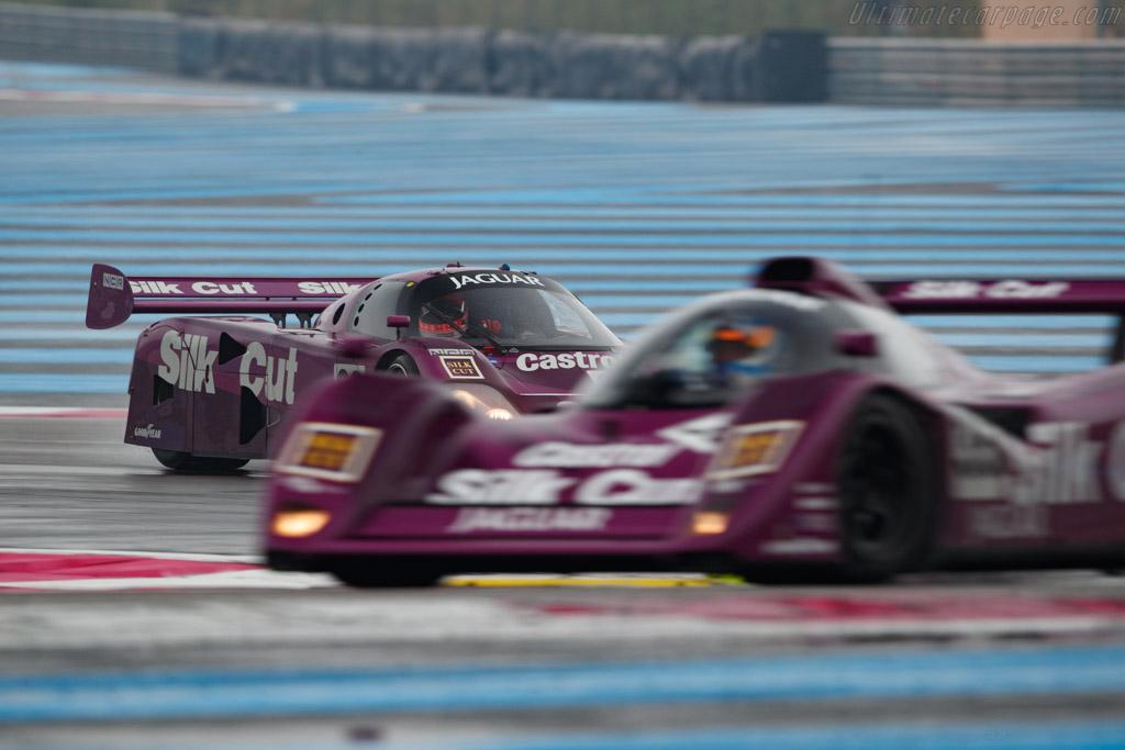 Jaguar XJR-12 - Chassis: J12-C-891 - Driver: Ivan Vercoutere / Alex Müller - 2019 Dix Mille Tours