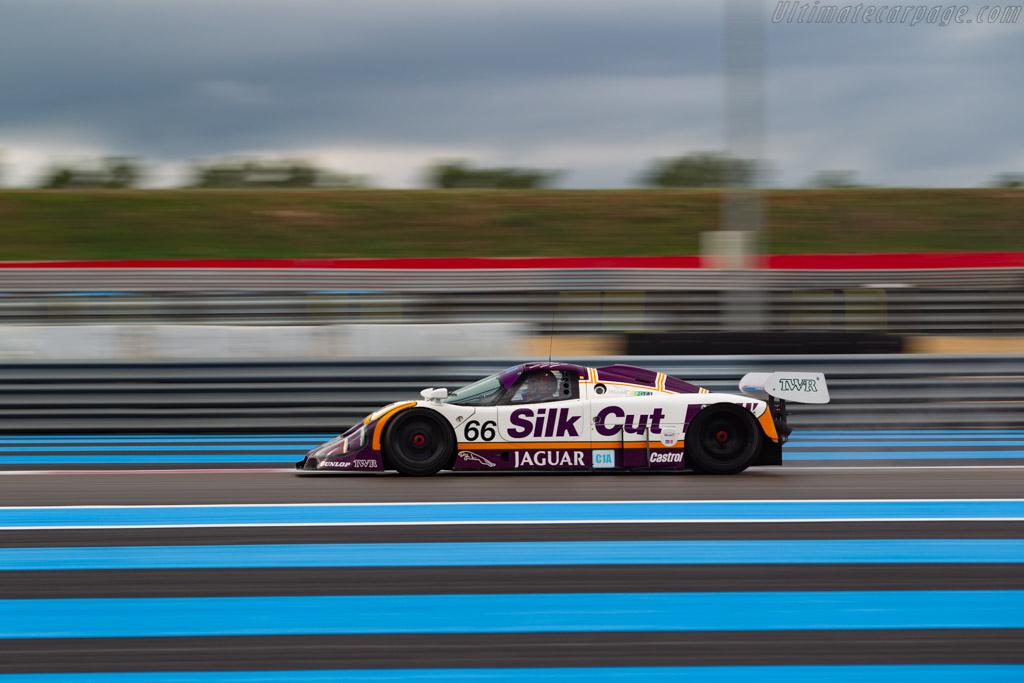 Jaguar XJR-9 - Chassis: J12-C-188 - Driver: Jon Minshaw - 2019 Dix Mille Tours