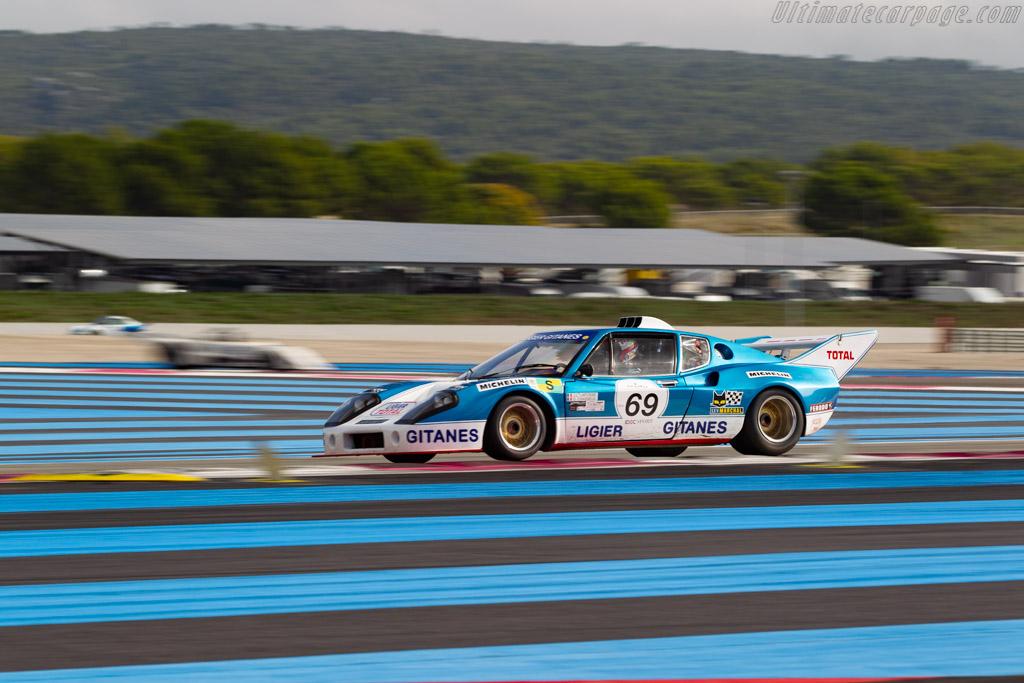 Ligier JS2 - Chassis: 2538 73 03 - Driver: Mr John Of B - 2019 Dix Mille Tours