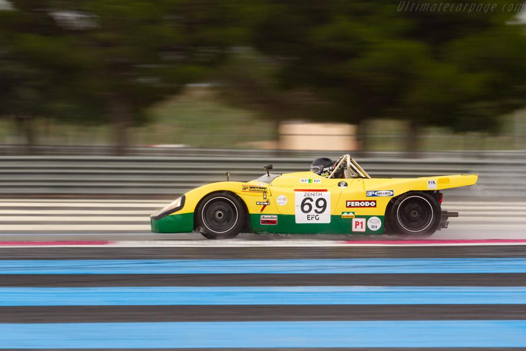 Ligier JS3 - Chassis: JS3-01 - Driver:  Mr John Of B - 2019 Dix Mille Tours