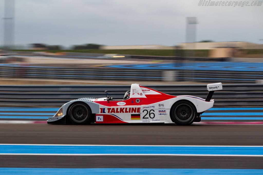 Lola B98/10 - Chassis: B9810-HU02 - Driver: Xavier Micheron - 2019 Dix Mille Tours