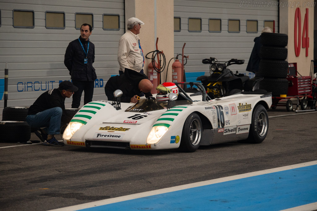 Lola T212 - Chassis: HU23 - Driver: Serge Kriknoff - 2019 Dix Mille Tours