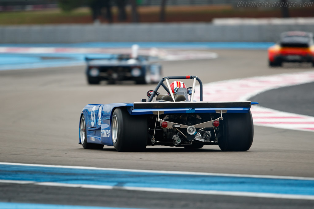 Lola T280 - Chassis: HU5 - Driver: Nick Pink / Chris Fox - 2019 Dix Mille Tours
