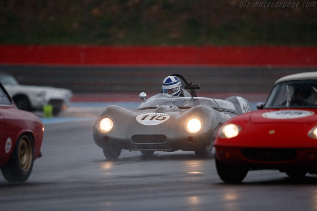 Lotus 15 - Chassis: 610 - Driver: Eric Mestdagh / Louis Zurstrassen - 2019 Dix Mille Tours