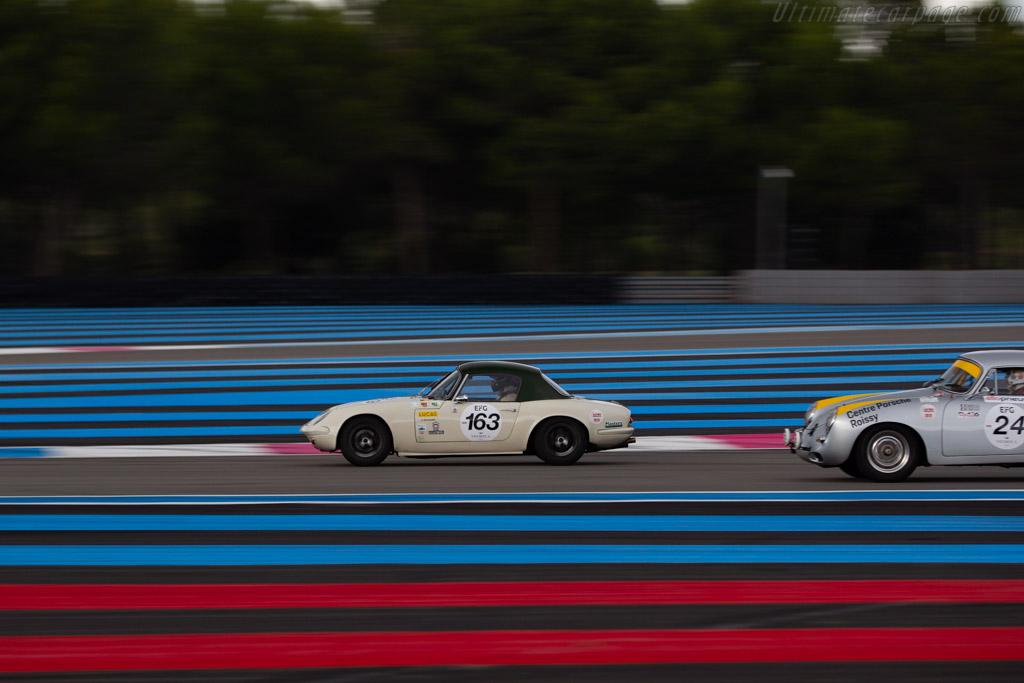 Lotus Elan - Chassis: 3992 - Driver: Alex Furiani / Roderick Jack - 2019 Dix Mille Tours