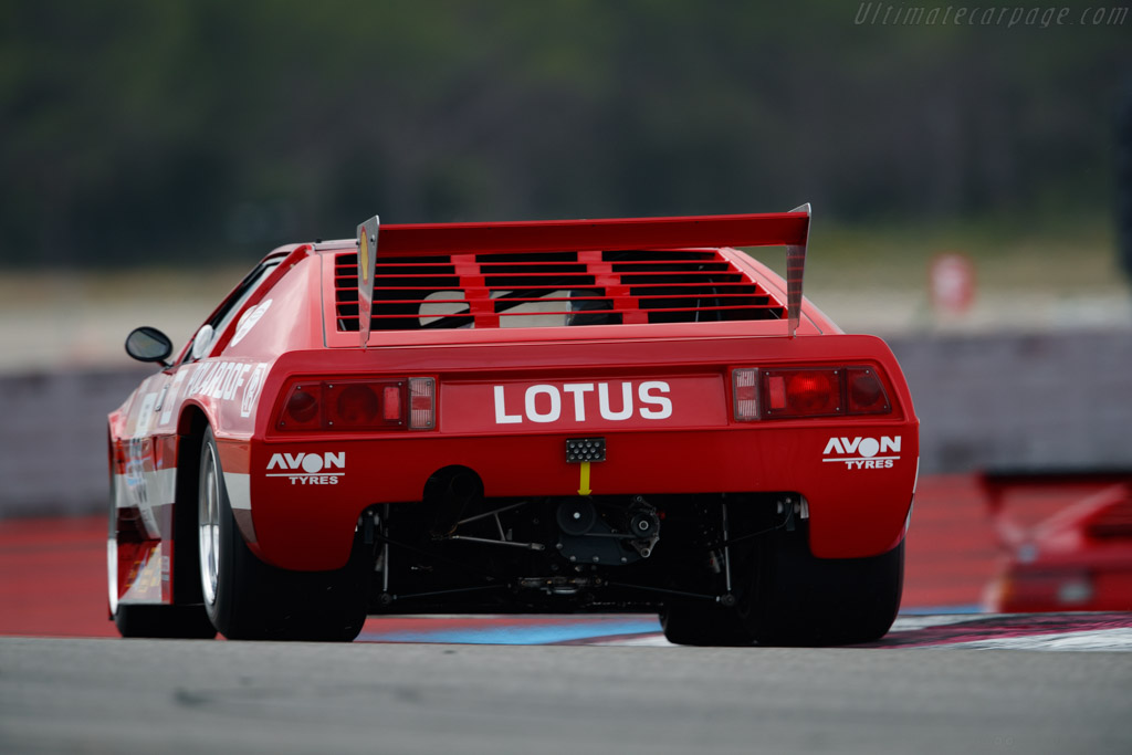 Lotus Esprit Group 5 - Chassis: 79/0102G - Driver: Greg Caton - 2019 Dix Mille Tours