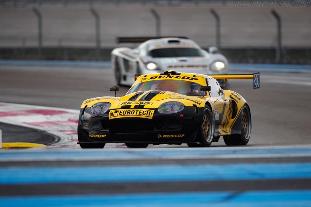 Marcos Mantis GT3  - Driver: Jean-Claude Torre / Jean-Jacques Paoletti - 2019 Dix Mille Tours