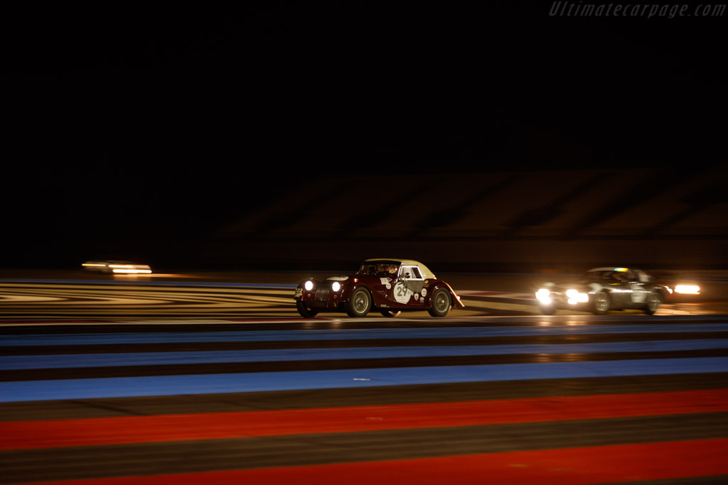 Morgan +4 Super Sport - Chassis: 5125 - Driver: Gaël Regent / Jean-Yves Grandidier - 2019 Dix Mille Tours
