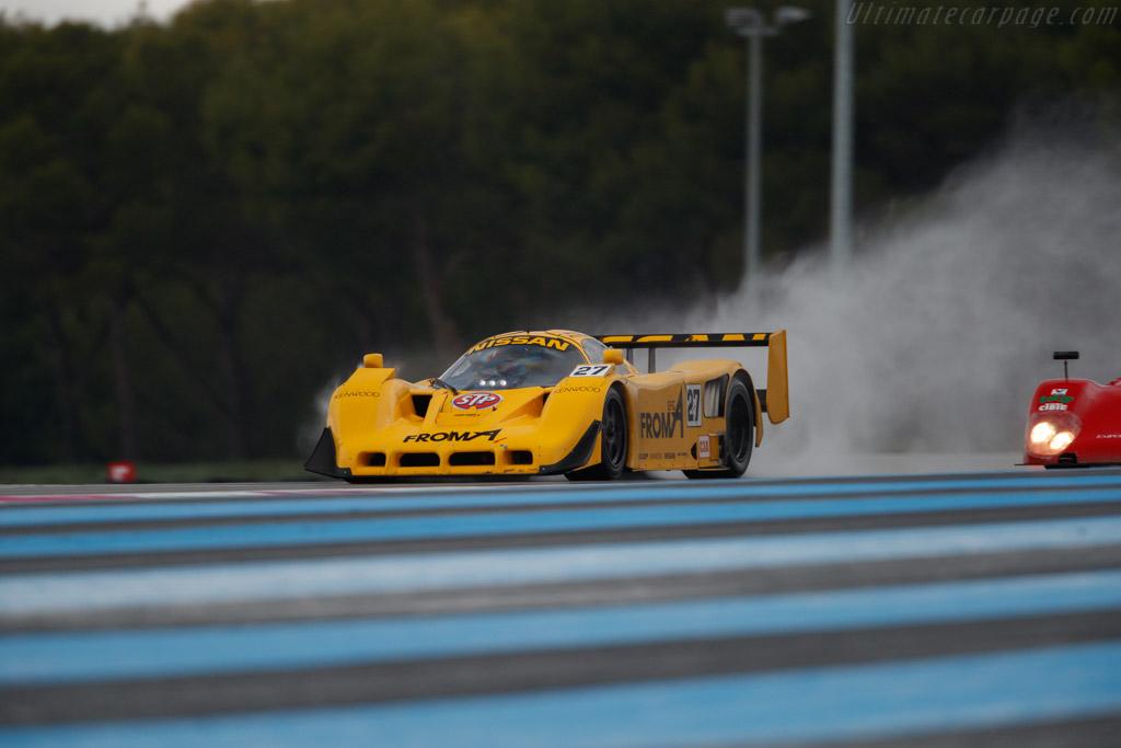 Nissan R90CK - Chassis: R90C/7 - Driver: Pierre-Alain France / Erwin France - 2019 Dix Mille Tours