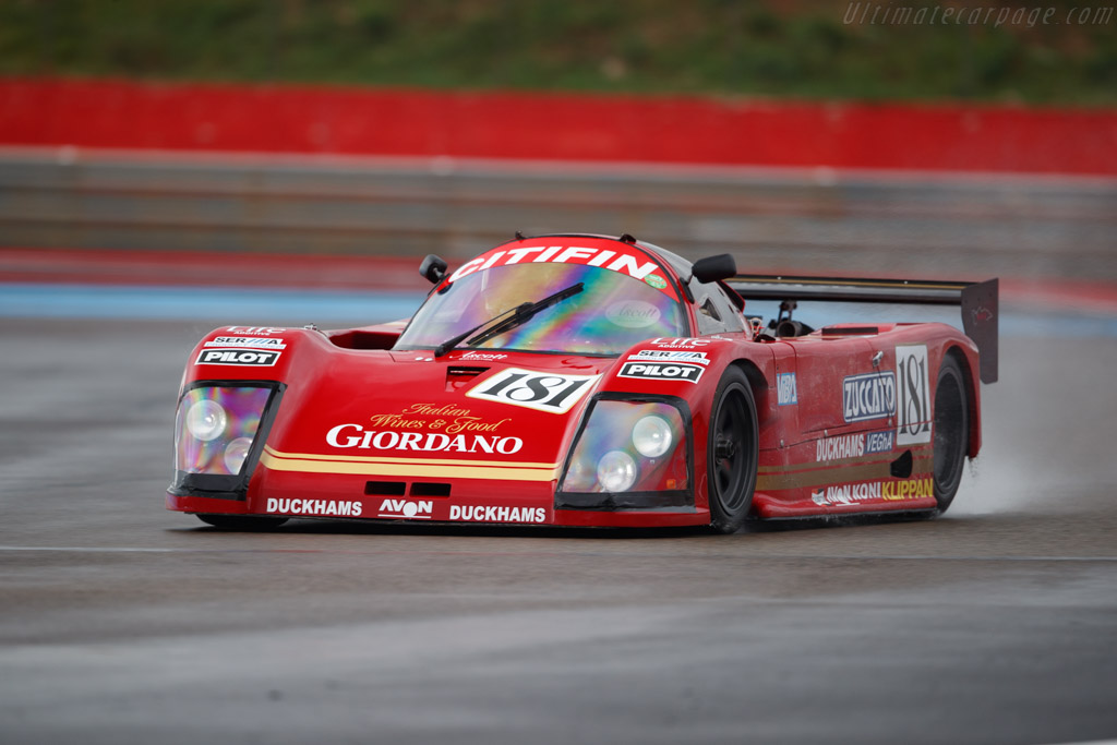 Olmas GLT 200 - Chassis: 001 - Driver: Xavier Micheron - 2019 Dix Mille Tours