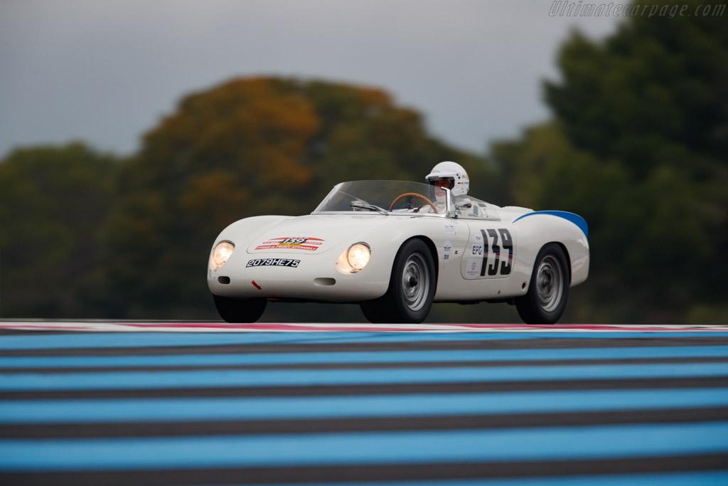 Porsche 356 A Zagato  - Driver: Michael Roock - 2019 Dix Mille Tours