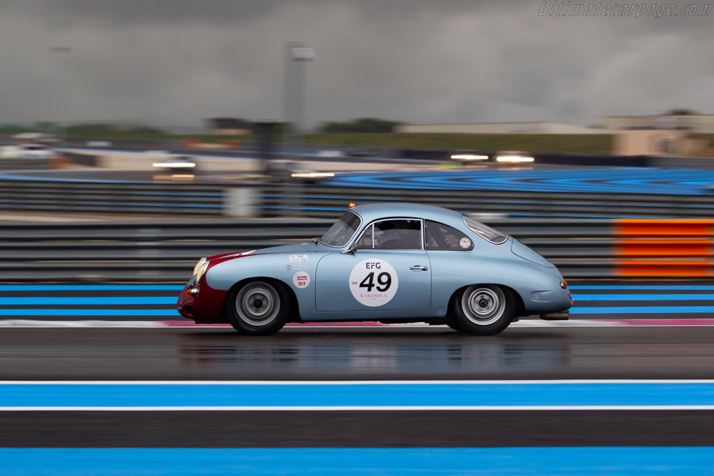 Porsche 356 SC - Chassis: 131928 - Driver: Bill Stephens / Will Stephens - 2019 Dix Mille Tours