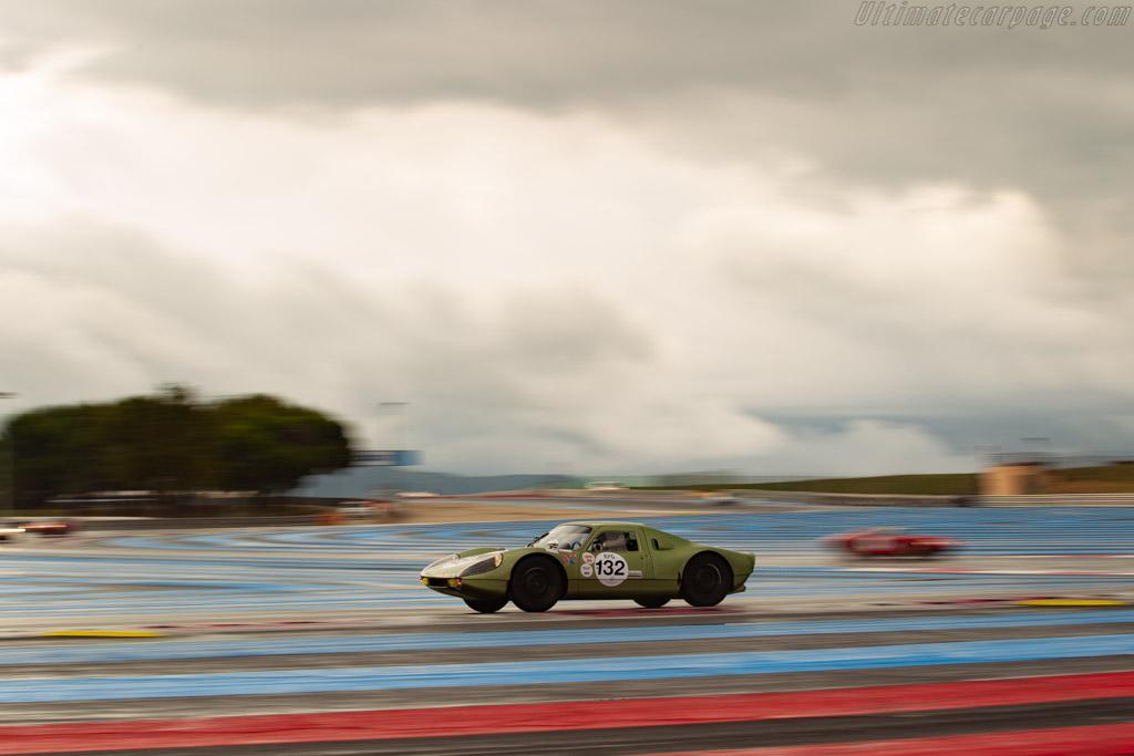 Porsche 904 GTS - Chassis: 904-025 - Driver: Alex Birkenstock - 2019 Dix Mille Tours