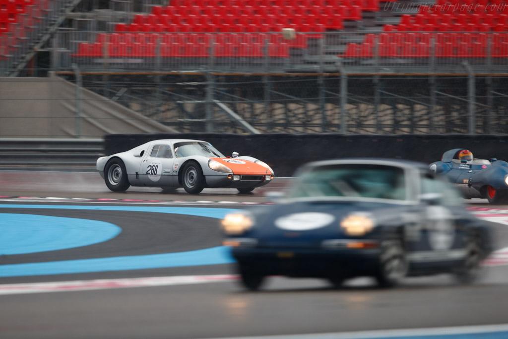 Porsche 904 GTS  - Driver: Michiel Van Duijvendijk / Pascal Pandelaar - 2019 Dix Mille Tours