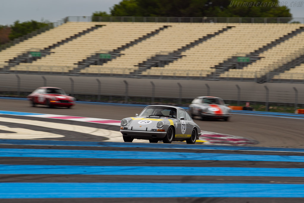 Porsche 911  - Driver: William Paul / Rory Butcher - 2019 Dix Mille Tours