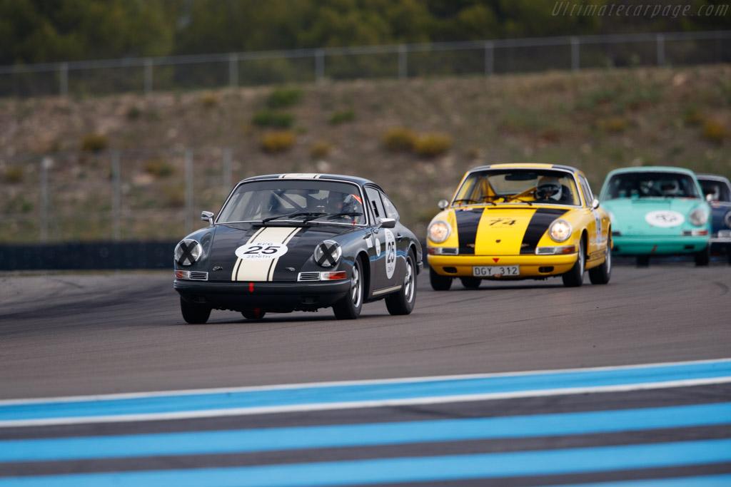 Porsche 911  - Driver: Leon Ebeling / Patrick Simon - 2019 Dix Mille Tours