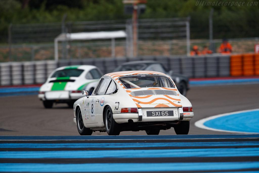 Porsche 911 - Chassis: 302786 - Driver: Colin Paton / Fergus Paton - 2019 Dix Mille Tours