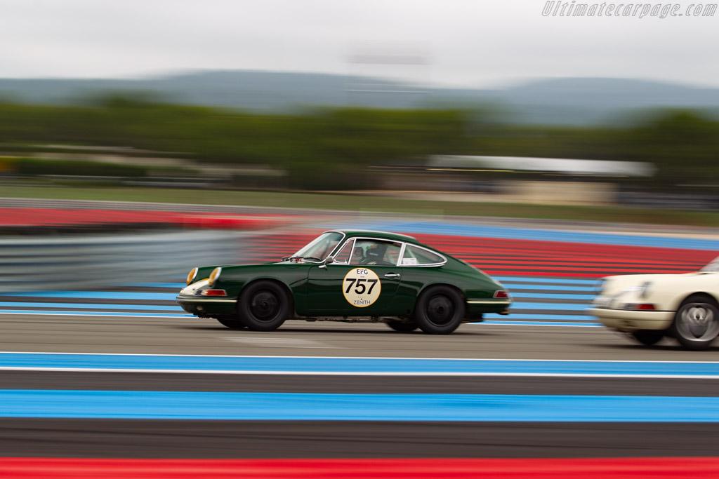 Porsche 911 - Chassis: 303757 - Driver: Uwe Bruschnik / Robert Haug - 2019 Dix Mille Tours