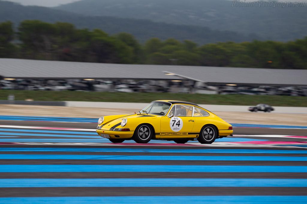 Porsche 911 - Chassis: 300506 - Driver: Christian Coll - 2019 Dix Mille Tours