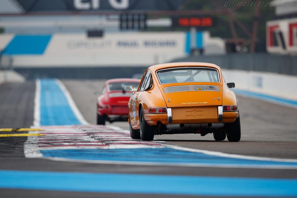Porsche 911 - Chassis: 302702 - Driver: David Nogareda Estivill - 2019 Dix Mille Tours