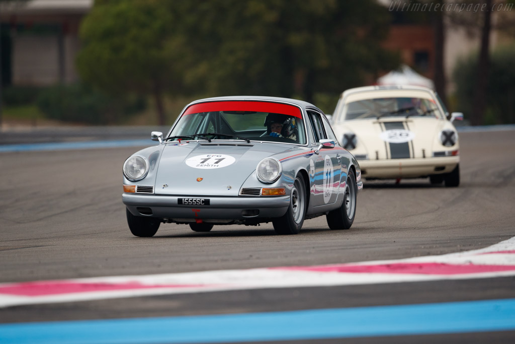 Porsche 911 - Chassis: 304125 - Driver: John Bennett / James Cottingham - 2019 Dix Mille Tours