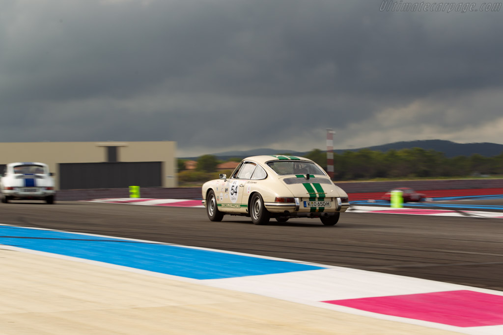 Porsche 911 - Chassis: 301003 - Driver: Gaby Von Oppenheim / Andreas Middendorf - 2019 Dix Mille Tours