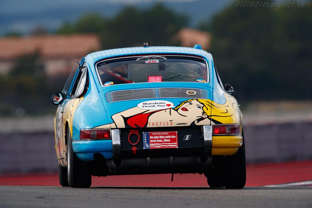 Porsche 911 - Chassis: 304678 - Driver: Johan-Frank Dirickx / Quinten Devreker - 2019 Dix Mille Tours