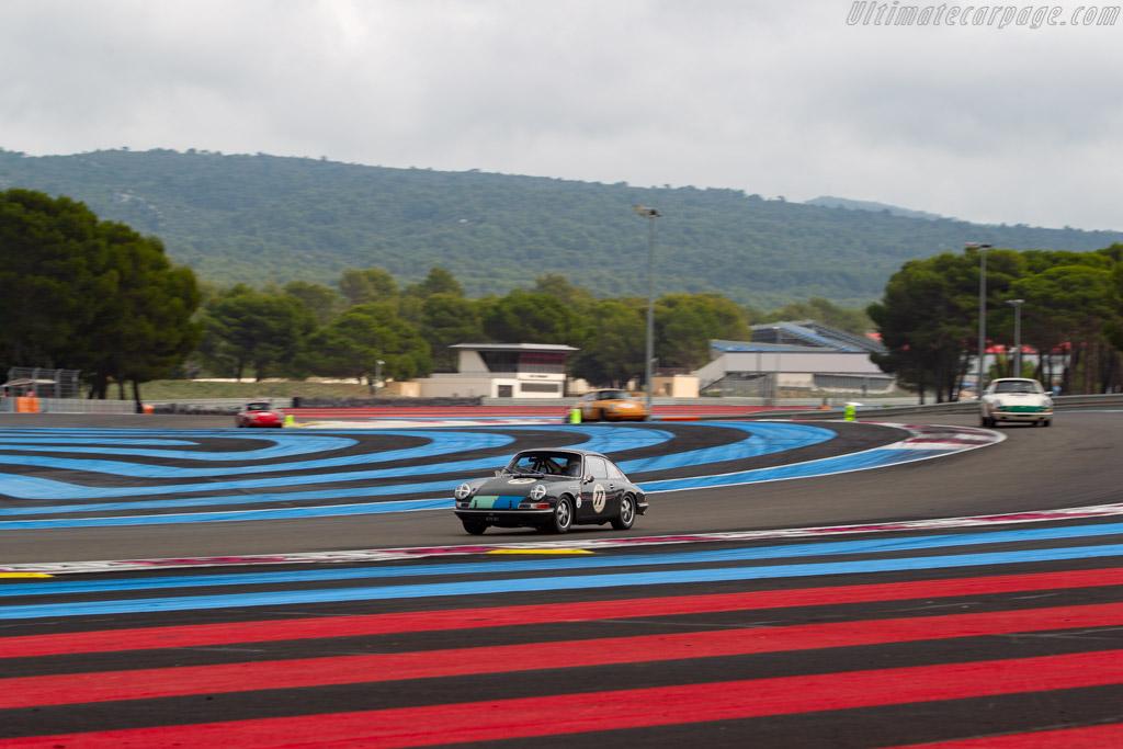 Porsche 911 - Chassis: 302285 - Driver: Mark Sumpter - 2019 Dix Mille Tours