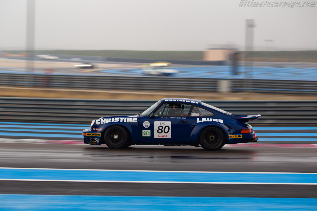 Porsche 911 Carrera RSR 3.0 - Chassis: 006 0015 - Driver: Dominique Vananty - 2019 Dix Mille Tours