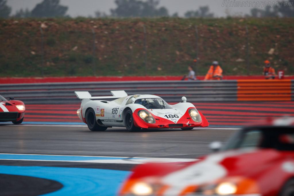 Porsche 917  - Driver: Nicky Pastorelli / David Hart - 2019 Dix Mille Tours