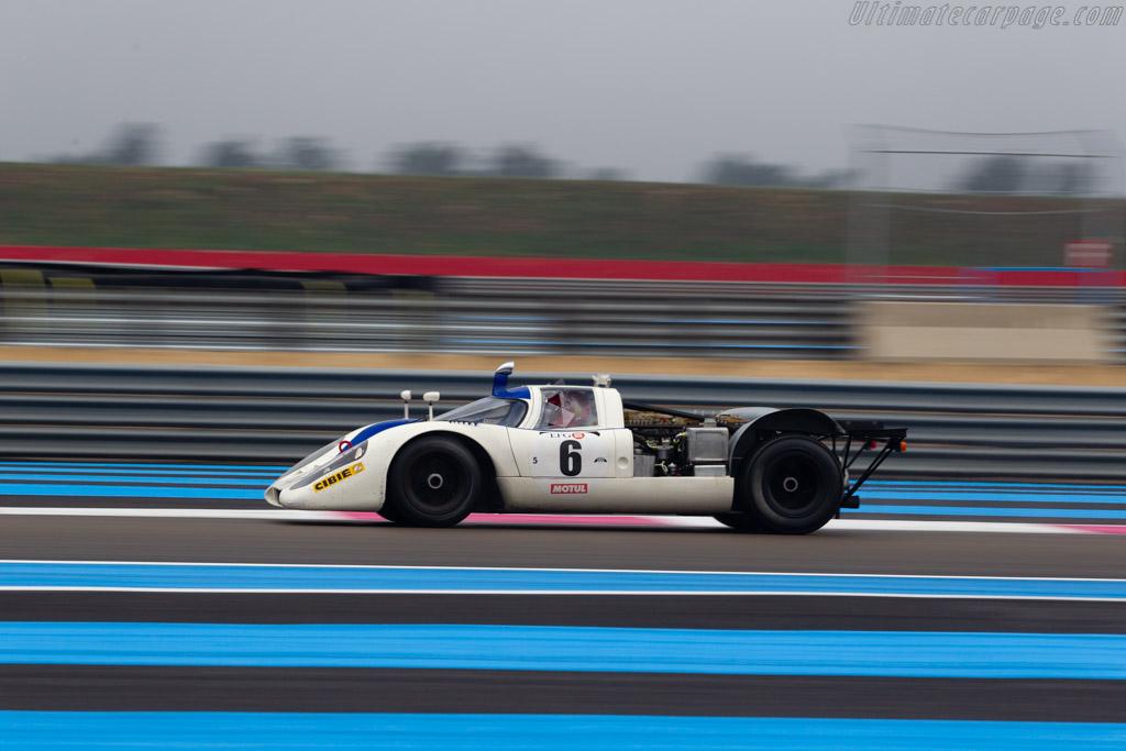 Porsche 917K - Chassis: 917-025 - Driver: Peter Vögele - 2019 Dix Mille Tours