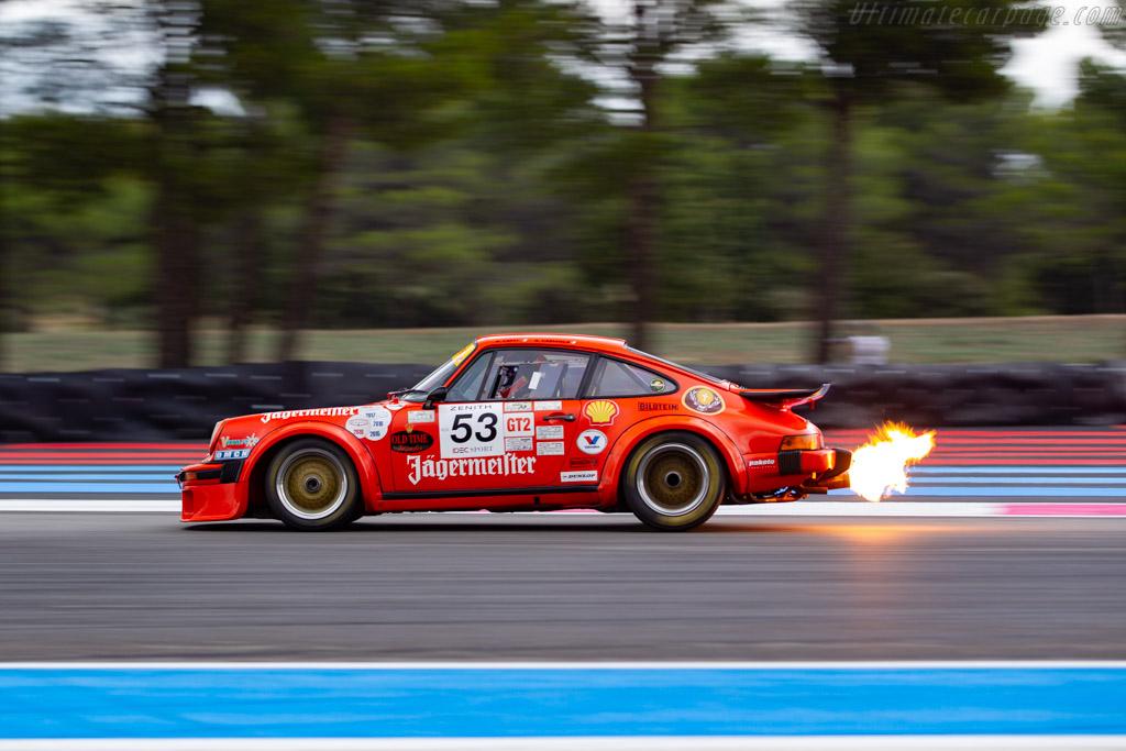 Porsche 934 - Chassis: 930 670 0168 - Driver: Alex Caffi / Andrea Cabianca - 2019 Dix Mille Tours