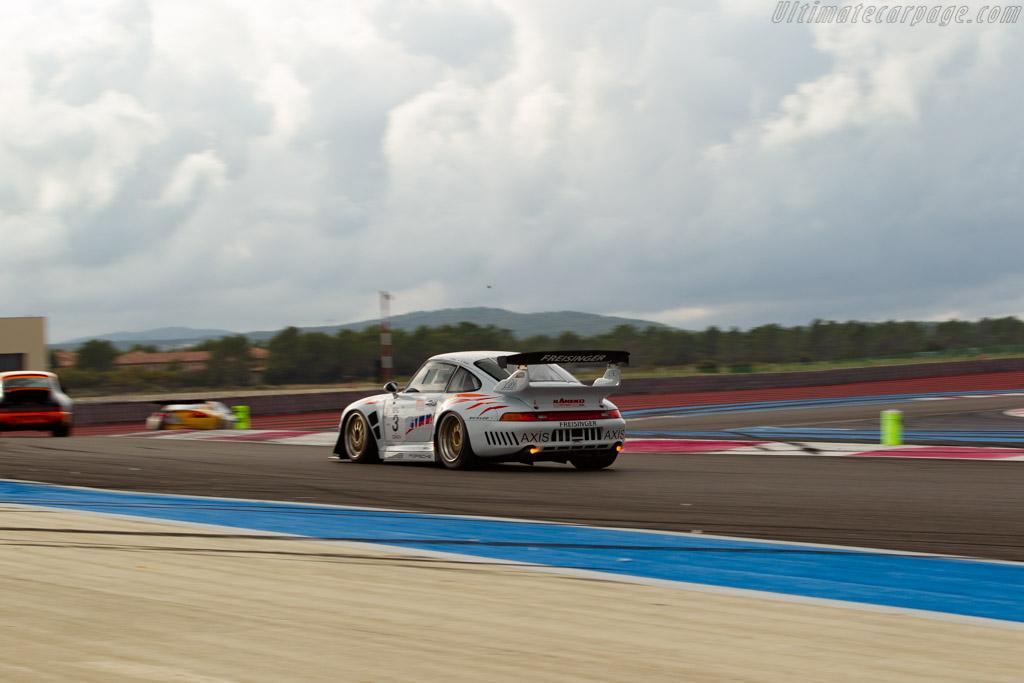 Porsche 993 GT2 EVO - Chassis: WP0ZZZ99ZWS393002 - Driver: Rémi Terrail / Jürg Aeberhard - 2019 Dix Mille Tours
